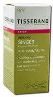 Tisserand Aromatherapy Tisserand Ginger Organic Essential Oil (9ml)