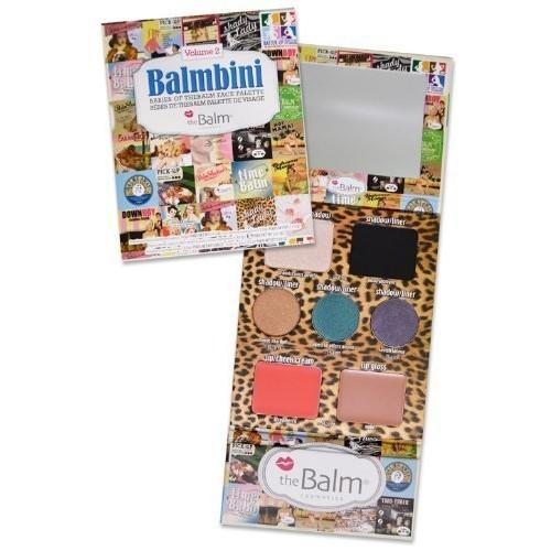 theBalm Balmbini Palette Volume 2