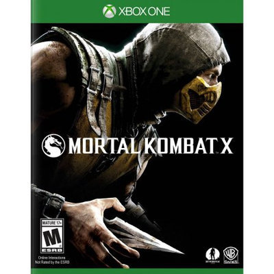 Warner Brothers Mortal Kombat X (Xbox One) - Pre-Owned
