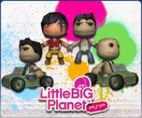 LittleBigPlanet Costumes of Uncharted DLC (PSP)