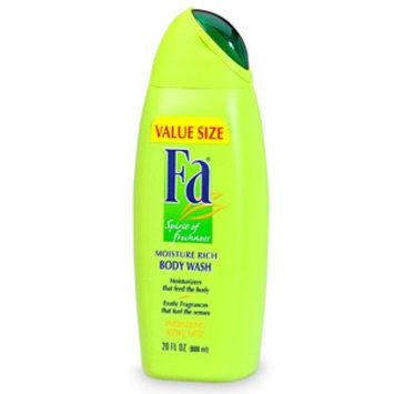 Fa Moisture Rich Body Wash