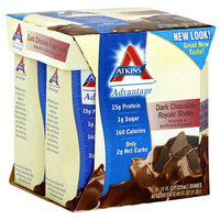 Atkins Advantage Dark Chocolate Shakes