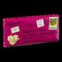 Chocolove Raspberries in Dark Chocolate