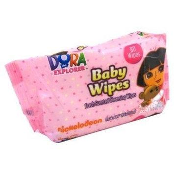 Dora the Explorer Baby Wipes 80 Wipes