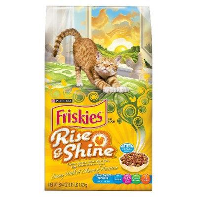 Purina Friskies Friskies Rise & Shine Dry Cat Food - 3.15 lb