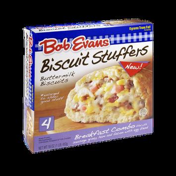 Bob Evans Buttermilk Biscuits Breakfast Combo Biscuit Stuffers