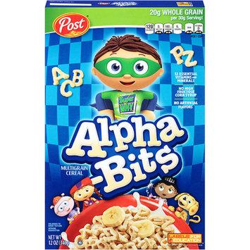 Post Foods, LLC Post Alpha Bits Multigrain Cereal 11.5 oz