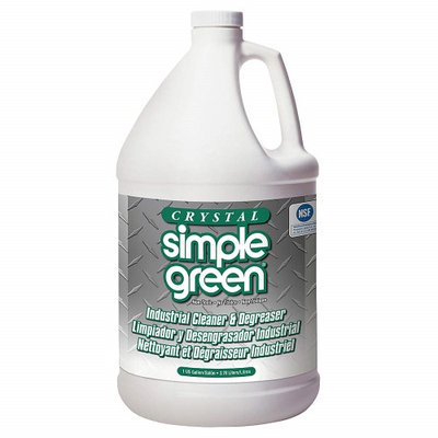SIMPLE GREEN 0610000619128 Cleaner/Degreaser,1 gal, Concentrate