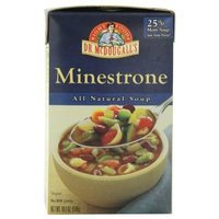 Dr. McDougall's Right Foods Minestrone Soup, 18.0-Ounce Boxes (Pack of 6)