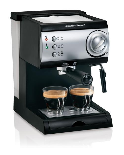 Hamilton Beach Espresso Cappuccino Maker HB 40715