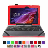 Fintie Folio Case Premium Leather Cover with Stylus Holder for ASUS Transformer Pad TF103C Tablet 10.1-Inch