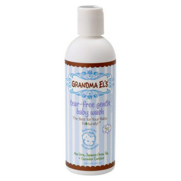 Grandma El's Tear-Free Baby Wash