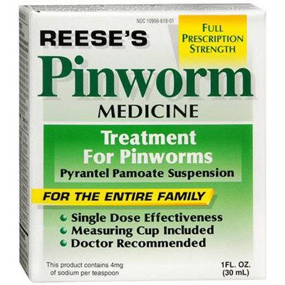 Reese's Pinworm Medicine Suspension