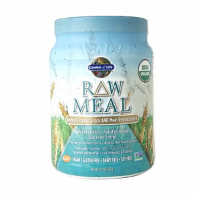 Garden of Life RAW Meal Replacement, Original, 1.31 lbs