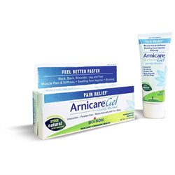 Boiron Arnicare Pain Relieving Arnica Gel, 2.6 oz