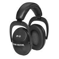 Direct Sound Direct Sound HP-25 Extreme Black ISO Headphones Black