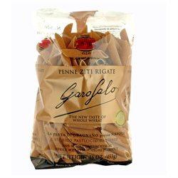 Garofalo Whole Wheat Penne Ziti Rigate Pasta 1 lb