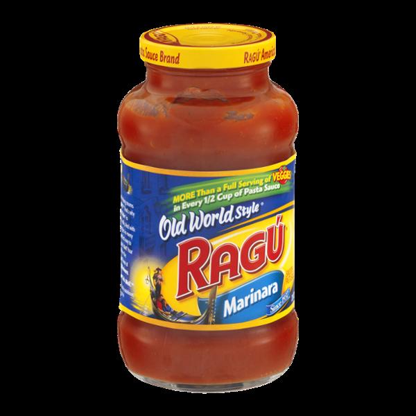 Ragu Old World Style Marinara Pasta Sauce
