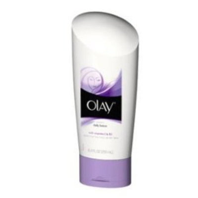 PROCTER GAMBLE CONSUMER. Olay quench daily body total moisturising skin lotion, 8.4 oz