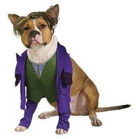 DC Comics The Joker Pet Costume - Small