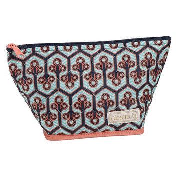 cinda b Medium Cosmetic II Neptune - cinda b Ladies Cosmetic Bags