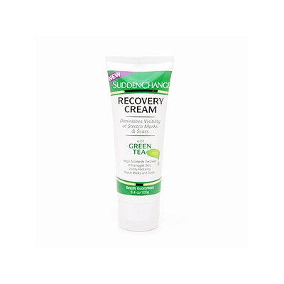 Sudden Change Recovery Cream with Green Tea