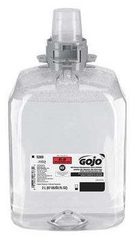 GOJO 5269-02 Foam Hand Wash, Yellow,2000 mL, PK2