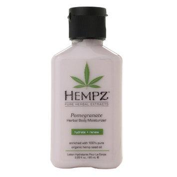 Hempz Hydrosilk Herbal Moisturizer