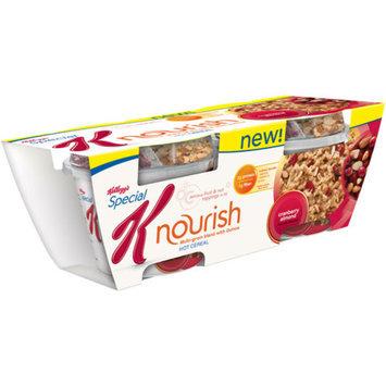 Special K® Kellogg's Nourish Multi-Grain Cranberry Almond Hot Cereal