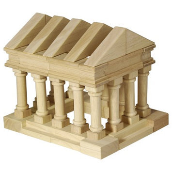 Guidecraft Table Top Blocks-Greek Blocks