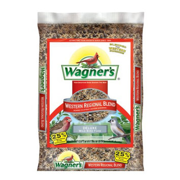 Wagner's Wildlife Food 8 lb. Western Regional Blend Wild Bird Food 62013