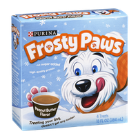 FROSTY PAWS® Peanut Butter Flavor
