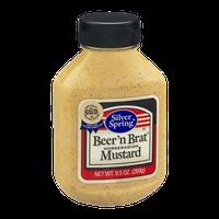 Silver Spring Beer'n Brat Horseradish Mustard