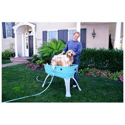 HEININGER HOLDINGS, LLC Booster Bath Dog Wash Tub Large - HEININGER HOLDINGS, LLC