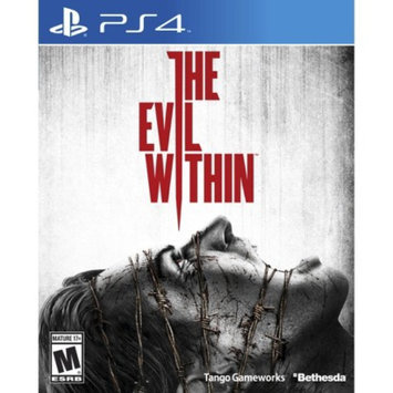 Bethesda The Evil Within with The Fighting Chance Pack (PlayStation 4)