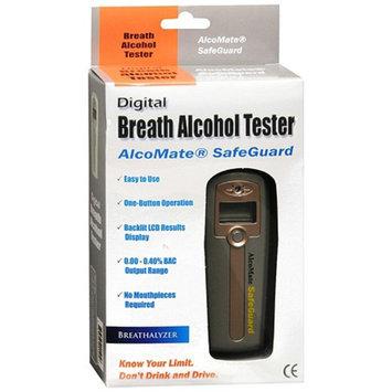 AlcoMate SafeGuard Digital Breath Alcohol Tester