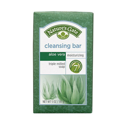 Nature's Gate Cleansing Bar Aloe Vera