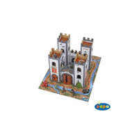 MINI Medieval Castle - Cardboard By Papo - PP33101