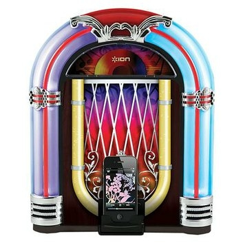 Jukebox Dock Retro Speaker Dock for iPad