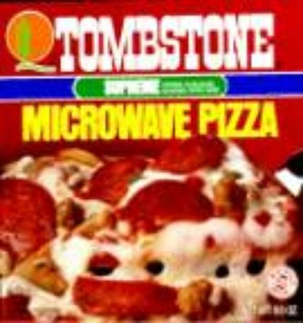 Tombstone Pizza For One Supreme