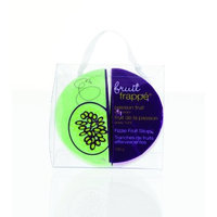 Upper Canada Soap Fruit Frappe Boxed Bath Fizzies, Passion Fruit with Noni, 3.5-Ounce (Pack of 2)