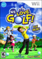 Capcom We Love Golf!