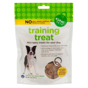 GNC PetsA Training Treat Dog Treat