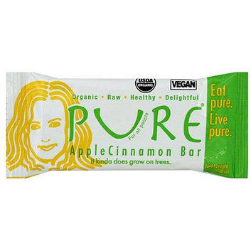 Pure Bar Pure Organic Apple Cinnamon Snack Bars