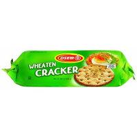 Osem Wheaten Bran Cracker, 8.8-Ounce Packages (Pack of 24)