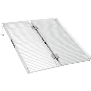 Discount Ramps 3' Portable Mobility Wheelchair & Utility Ramp 600 lb. Capacity Maximum 6