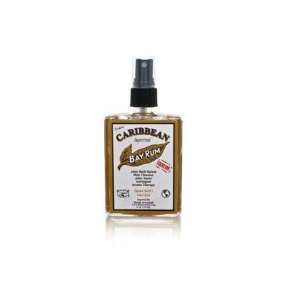 Body Crystal Caribbean Bay Rum Captain Smith's Island Spice All Purpose Lotion 110ml/4oz