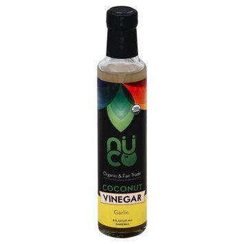 Nuco Organic Coconut Vinegar Garlic 8 fl oz
