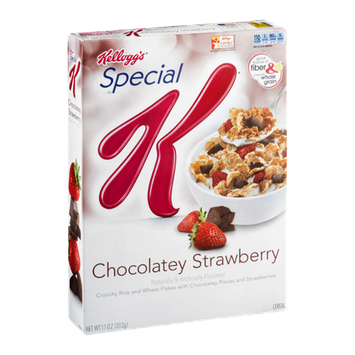 Kellogg's Special K Cereal Chocolatey Strawberry