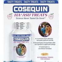 Nutramax Labs - Cosequin HA+ASU Treats for Horses - 60 Chewables
